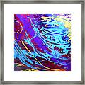 Blue Reverie Framed Print by Mordecai Colodner