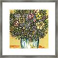 Bouquet For You Framed Print