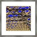 Bridge Work Framed Print