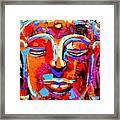 Buddha 3 Framed Print