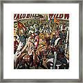 Buffalo Bill: Poster, 1908 Framed Print