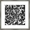 Building Blocks 2 Framed Print