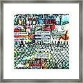 Business Is Business 6 Framed Print