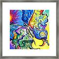 Butterfly 01. Science And Its Progress  Framed Print