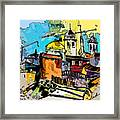 Cadiz Spain 02 Bis Framed Print