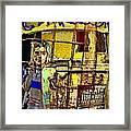 Cairo 07 Framed Print