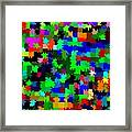 Candid Color 2 Framed Print
