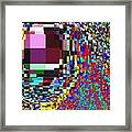 Candid Color 7 Framed Print
