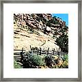 Canyonlands Series 15 Framed Print