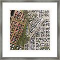Cape Town Is Booming In All Directions Framed Print