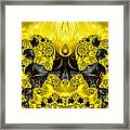 Caprice - Abstract Framed Print