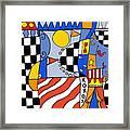 Carnival 1 Framed Print