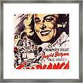 Casablanca B Framed Print