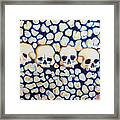 Catacombs Framed Print