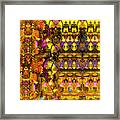 Cathedral Of The Mind No 57 Framed Print