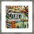 Ceeekbed, Fall Colors 4 Framed Print