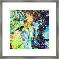 Celestial Xvi Framed Print