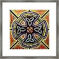 Celtic Cross 2 Framed Print