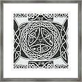 Celtic Design Framed Print