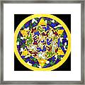 Changes   Mandala Series Framed Print