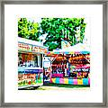 Chillersice Cold Fruit Chillers Framed Print