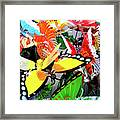 Chinatown Toys Framed Print