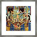 Christmas Ornaments Framed Print