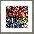 Christmas Wreath 2 Framed Print