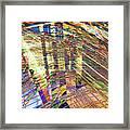 City In Motion 29 Framed Print