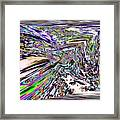 Clear As Mud 2 Framed Print