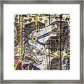 Closed For The Season Framed Print by David Sutter