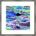 Cloud Energy Framed Print