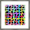 Color Field Theory, No. 3 Framed Print