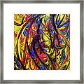 Colors Of The Wind 1 Framed Print