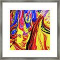 Colors Of The Wind 2 Framed Print