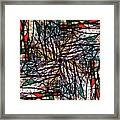 Communal Branches Framed Print