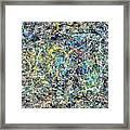 Composition #17 Framed Print