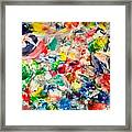 Concussion  Framed Print