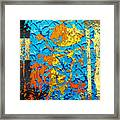 Contemporary Jungle No. 3 Framed Print