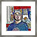 Cool Cameron Framed Print