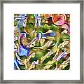Could Cezanne Be Any Prouder Framed Print