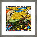 Country Peace Framed Print
