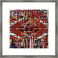 Crossing To Eye V 3 Framed Print
