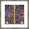 Crucifixion And Resurrection  Framed Print