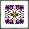 Cuboid Unlimited Framed Print