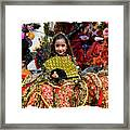 Cuenca Kids 1101 Framed Print
