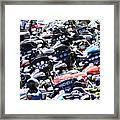 Harley-davidson Rally Framed Print