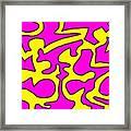 Dancing Fools Framed Print