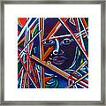 Darfur - Lady Hope Framed Print