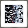 Dark Daze Framed Print